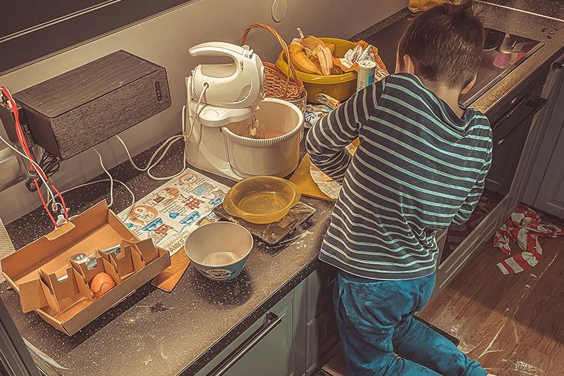 Як просто приготувати з дітьми смачні панкейки. #КлубПозитивнихМам і #ЗАЧИТАНІ