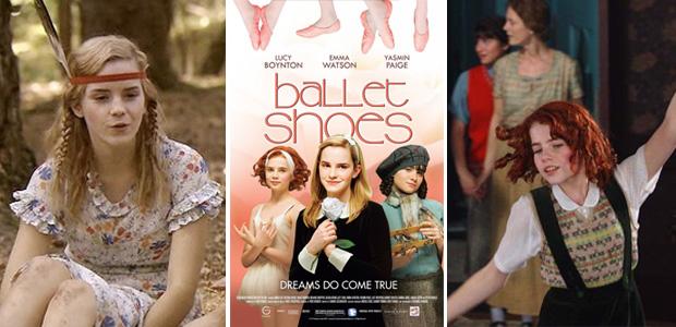 """Фільм """"Балетки"""" (Ballet Shoes), 2007 р."""